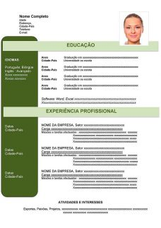 curriculo profissional online