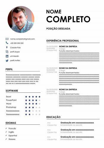 modelo-curriculum-vitae-portugues