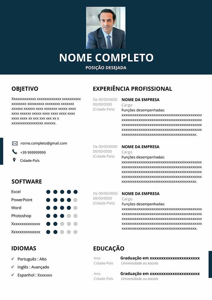 curriculo-para-banco-word-download