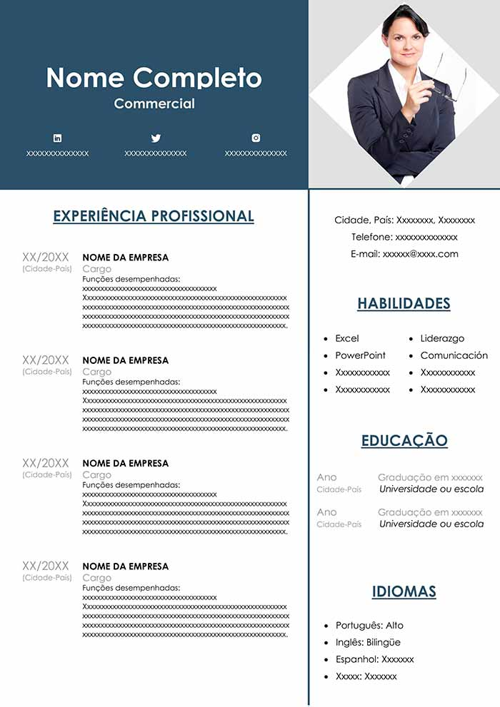curriculo-comercial-gerente-respresentante